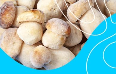 Как правильно размораживать замороженные грибы
