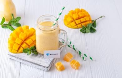 Смузи из замороженного манго