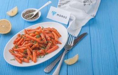 Карамелизированная морковь