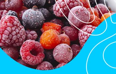 Как правильно размораживать замороженные ягоды и фрукты