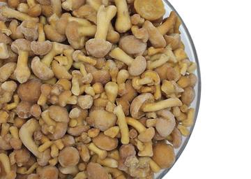 Грибы опята Намеко замороженные в глазури, 0,5 кг