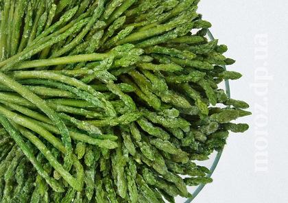 Спаржа зеленая (аспарагус) замороженная, 0,5 кг