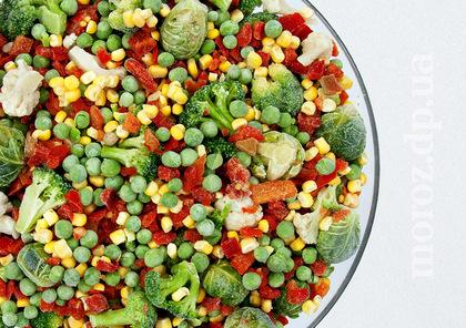 """Смесь овощная """"Овощи весенние"""", 1 кг"""