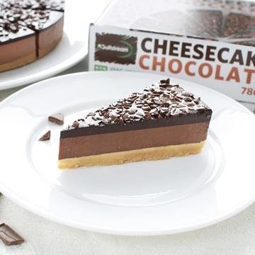 Торт Чизкейк шоколадный замороженный, 130г