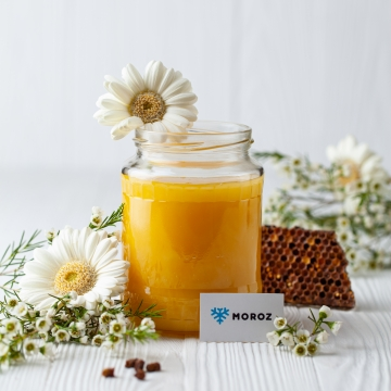 Мед цветочный, 1кг