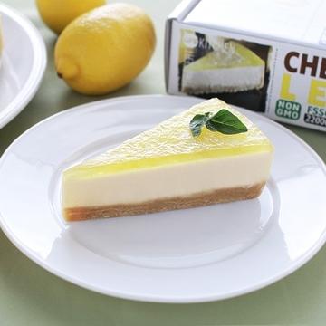 Торт Чизкейк лимонный замороженный, 130г