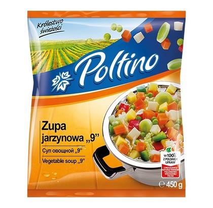 Суп овощной, 450 г