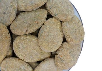 Котлеты рыбные замороженные, 0,5кг